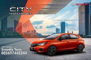 Honda City Hatchback